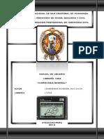 Manual de Hidrologia General