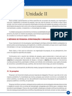 Métodos de Pesquisa - Unid II