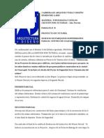 Aaasuelos b 3.1 Tutoría 2p Proyecto a2015b