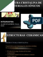 MATERIALES IONICOS
