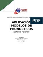 Taller Pronosticos II