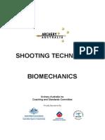 Biomecanica del tiro con arco