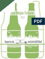 Reporte Sustentabilidad Heiniken