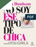 29021 No Soy Esa Clase de Chica