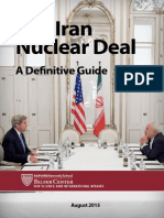 Iran Deal Definitive Guide