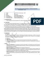 Plan de Capacitación Aip 2015