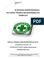 Manual de Estágio TST PDF