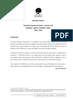 2006 Relatório Técnico Telecentro Caminhos do Rosa Curvelo-MG (JAN-MAR-06)
