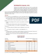 Syllabus 2015 - 16 Pcm Cbse
