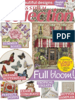 Cross Stitch Collection - July 2015 UK