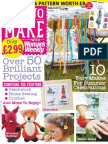 Love to Make - August 2015 UK