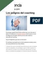 Los Peligros Del Coaching