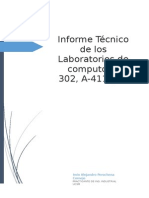 Informe Laboratorios de Computo