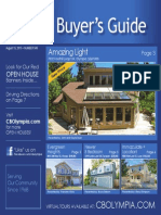 Coldwell Banker Olympia Real Estate Buyers Guide August 15th 2015