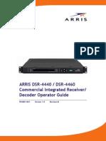 DSR4460_Opguide