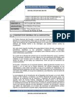 Programa Doctrina PolicialSERV