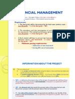 Financial Management 01