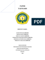 Paper Taeniasis