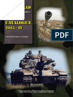 Tankograd Catalogue 2015 IV