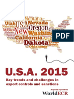 USA 2015 - A WorldECR Special Report