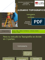 Glosario de Topografa 2 ppt