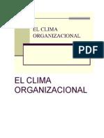 EL CLIMA ORGANIZACIONAL.docx