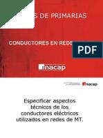 Redes de Distribución Conductores