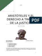 Informe de Filosofia Del Derecho Tema Aristóteles Definitivo