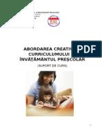 Suport de Curs-curriculum