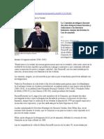 Estrena Brasil Comisión de La Verdad