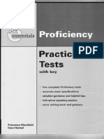 Thomson Practice Tests With Key