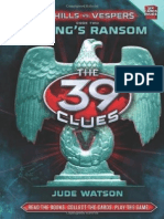 the 39 Clues cahill vs vespers Book 02 a King s Ransom