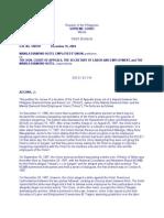 Manila Diamond Hotel Employee's Union vs CA G.R. No. 140518 December 16, 2004