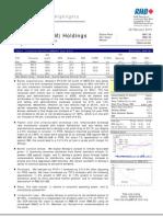Amway (M) Holdings Berhad (Malaysia )