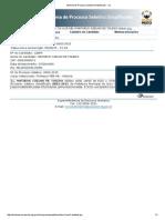 Sistema de Processo Seletivo Simplificado - 1