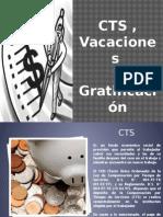 CTS Vacaciones Gratificaciones
