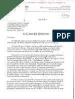 Daniel Mule defense memo