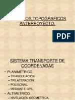 ASPECTOS TOPOGRAFICOS