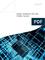 Smart Analytics for the Utility Sector