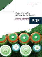 Electric Vehicles POV