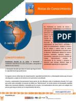 Boletin de Conocimiento PGAM 1-2