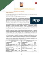 Resumen Jóvenes Españoles 2005