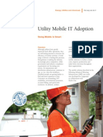 Smart Grid Operational Services - Going Mobile is Smart Fact Sheet
