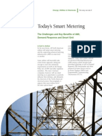 Smart Grid Operational Services - Todays Smart Metering Brochure