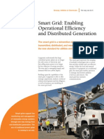 Smart Grid Operational Services Brochure