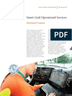 Smart Grid Operational Services- Utility Mobile IT Adoption Fact Sheet