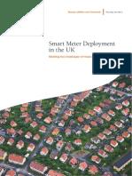 Smart Meter Operational Services - Deployment in the UK Brochure