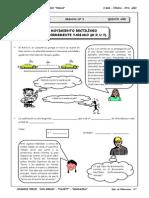 Guía Nº 3 - Mov. Rect. Unif. Variado