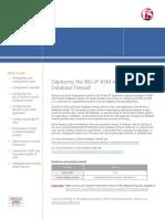Oracle Database Firewall Asm Dg