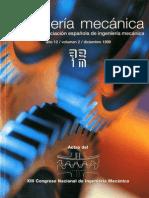 Anales Año 12 Vol 2 (Terrassa) 1998 (XIII CNIM)